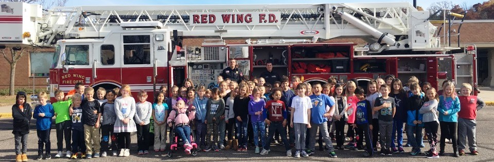 Burnside class with fire truck