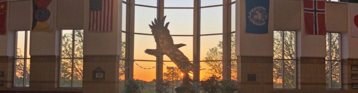 RWHS Eagle