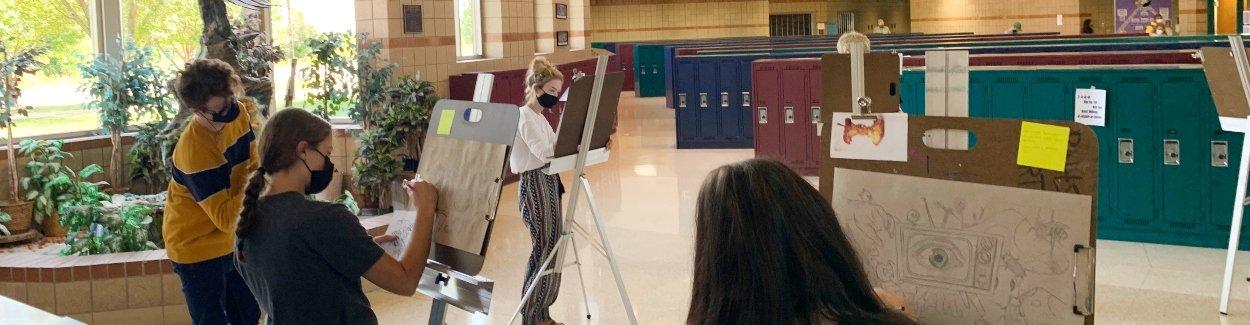 RWHS art class