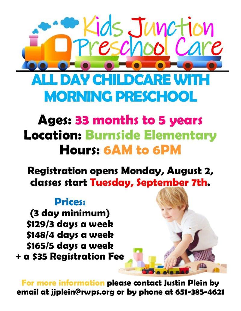 Kids Junction Preschool Care