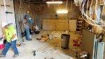 Burnside Mechanical Room Demo