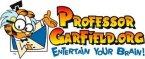 Professor Garfield link