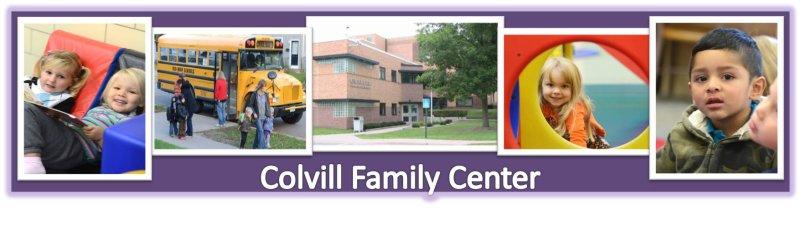 Colvill Family Center banner